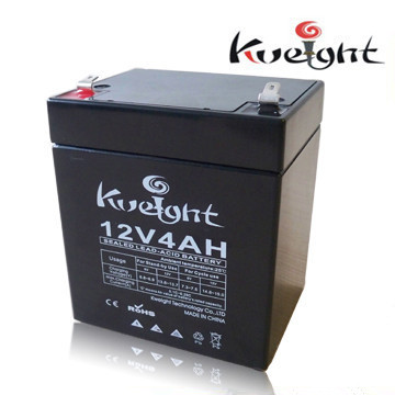 12V 4Ah AGM sealed maintenance free lead acid rechargeable battery for solar energy