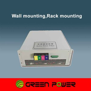 75A easy to install 100a active harmonic filter china supplier