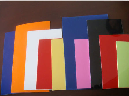 Abs Plastic Sheet Of 100% Virgin New Material Or Recycled Material ...