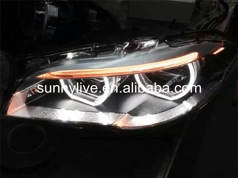 For Bmw F10 F18 520 525 530 535i Led Headlight 2011 2015
