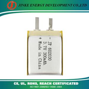 Shenzhen factory vanadium redox flow battery 300mah deep cycle battery cell