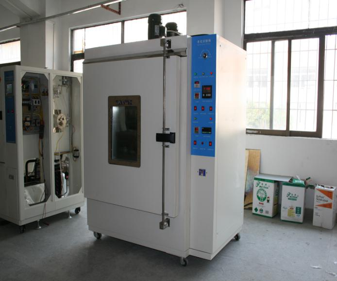 Precision Industrial Rubber Hot Air Ventilation Aging Test Equipment