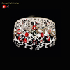 Hot selling Model:DY3315-12 home decoration Acrylic lamp shade crystal light