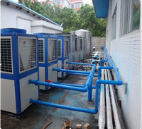 SPA and POOL Chiller Heat Pump / Lennox / Ruud / Goodman / York / Pentair / Aqual / Aquacal / Aquatherm / Robur / Dimplex