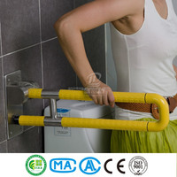 collapsible grab bar