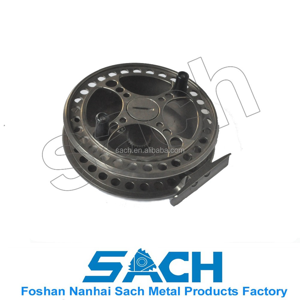 OEM CNC Fishing Tackle Fly Reel