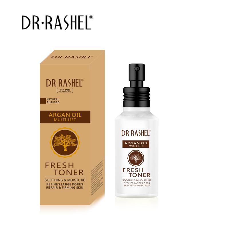 DRRASHEL аргановое масло для лица Тоник успокаивающий влага улучшает большие поры 002.jpg