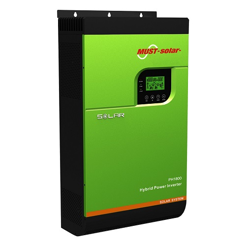 Must solar newest arrival on/off grid hybrid solar power inverter 5kw generator power supply