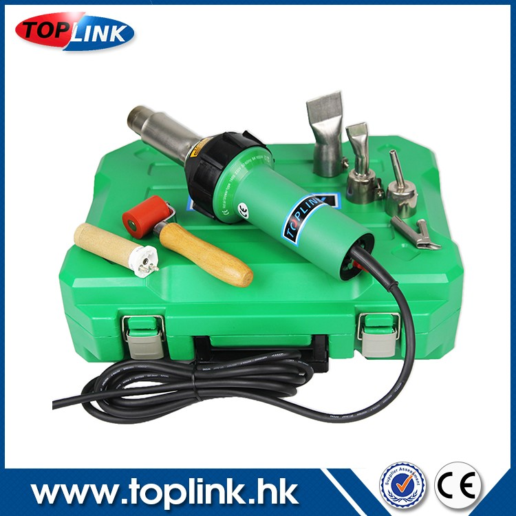 TOPLINK hot air welding gun handheld plastic welding gun