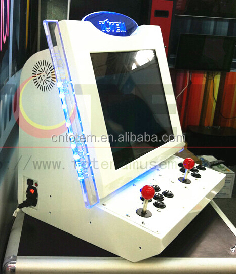 Lcd Wall Mount Arcade Games Machine Arcade Game Console - Buy Wall ...