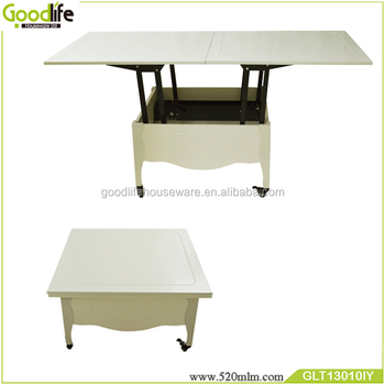 18mm MDF Board Made Dining Table Coffee Table Trestle Table