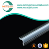 T8 led tube extrusion colored plastic lamp shade