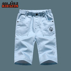 Hot children's clothing loose boy casual shorts cotton shorts