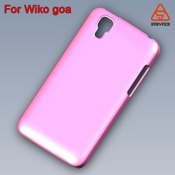 Stryfer Wholesale Cell Phone Case For Wiko Goa,China Manufacturer For Wiko  Goa Case - Buy Stryfer Pretty Rigid Plastic Phone Case For Wiko Goa Shimmer