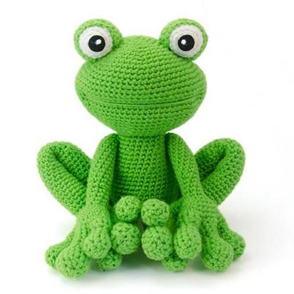 Amigurumi Yarn Pack : 100 % Handmade By Crochet Yarn,Amigurumi Crochet Frogs ...