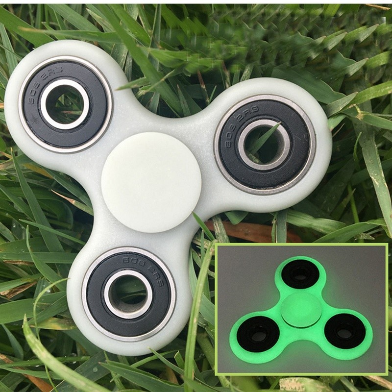 Factory Price Fidget New Design Ball Bearing Hand Spinner Toys Anti Stress Toys fingertip gyro