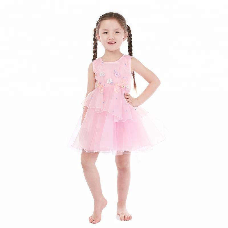 Venta al por mayor vestido infantil de fiesta-Compre online los ...