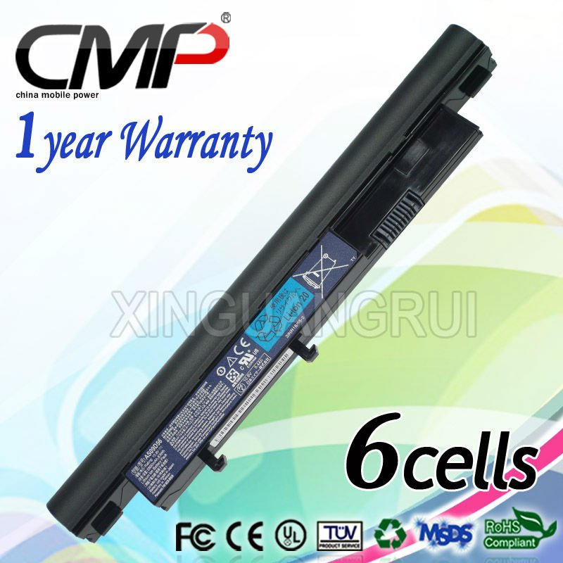 Rechargeable Laptop Battery for Acer Aspire 3810T 4810T 5810T AS09D34