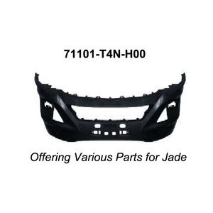OEM 71101-T4N-H00ZZ Auto Car Front Bumper For HONDA Jade