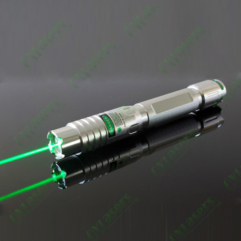 OXLasers OX-GX7 focusable 532nm 500mW burning green laser pointer with 5 star caps fat beam light cigarettes free shipping