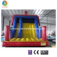 Inflatable multi slide, inflatable slide game, inflatable spiderman slide game