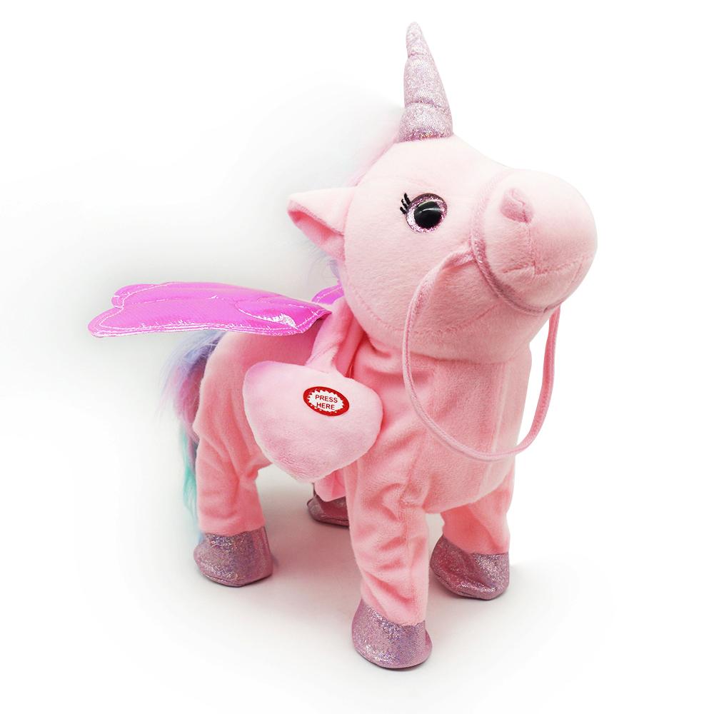 Newest Design Soft Slow Rising Jumbo Unicorn Head Scented Pu Squishy