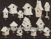 lovely wooden bird nest for sale/pet cage/bird house