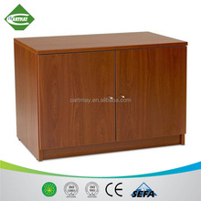 2017 new wooden filing cabinet, office storage cabinet for files with high quality and low price