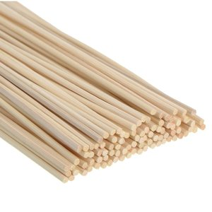 Reed Diffuser Sticks Wood Rattan Reed Sticks Essential Oil Aroma Diffuser Sticks