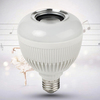 new style smart control bluetooth music Speaker festival led ball bulb audio spot light lamp e27 Colorful RGB music bulb