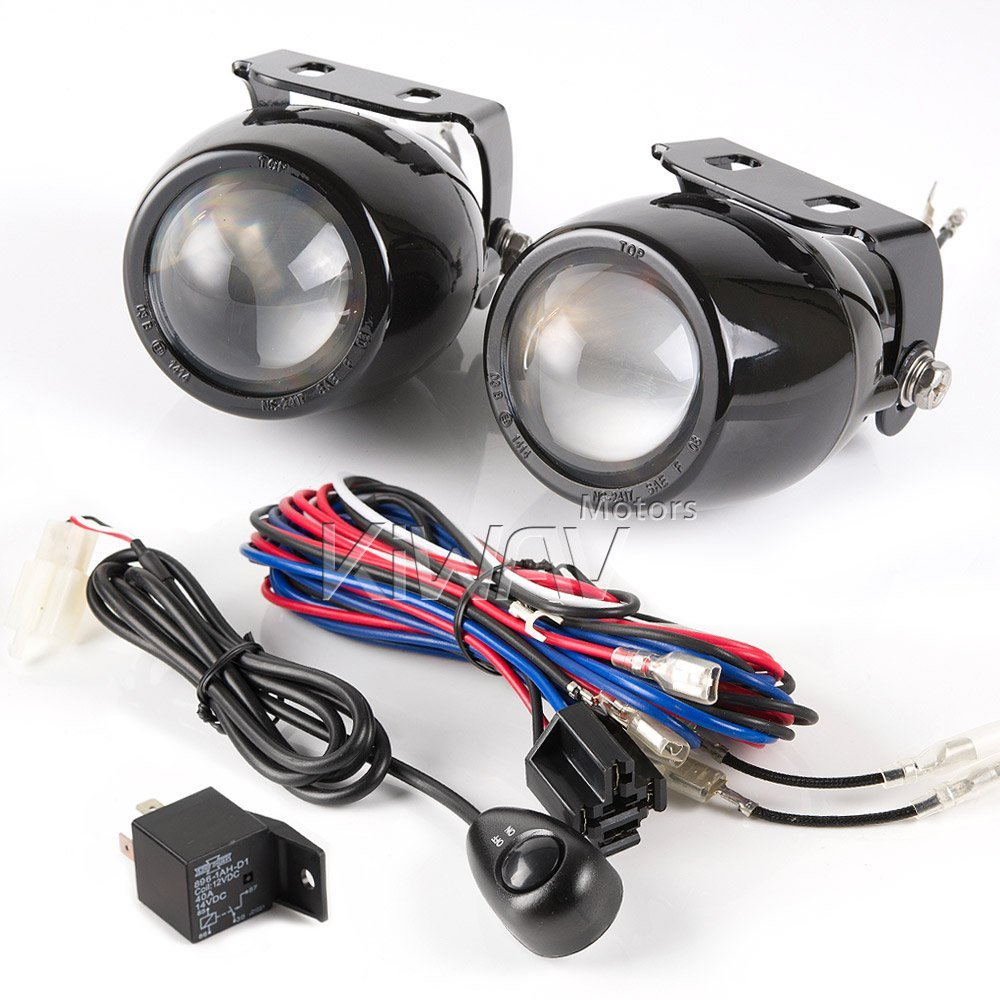 Cheap Wiring Auxiliary Lights Find Deals On A Halogen Bulb Get Quotations Sirius Ns 2417 3 Projector Fog Light Fish Eye Round
