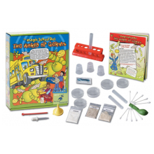 The Magic School Bus Young Scientist Club - The World Of Germs