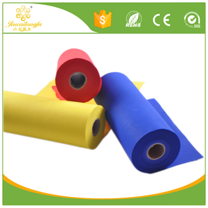 Nontoxic disposable breathable 100% polypropylene spunbonded non-woven cloth/ waterproof pp spunbond non-woven fabric