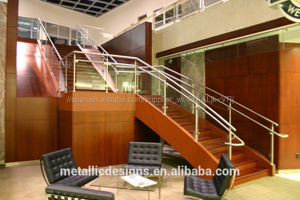 escaleras pasamanos de acero inoxidable para la venta