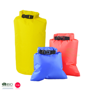 3Pcs/Set Polyester Material PU Coating Ultralight Bag, Keeps Gear Dry Waterproof Dry Bag Set