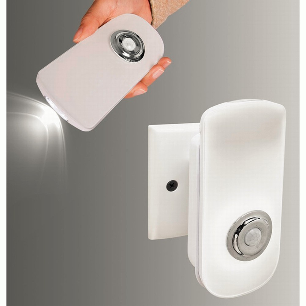 Night light with motion sensor - Led Night Light With Motion Sensor And Removable Torch
