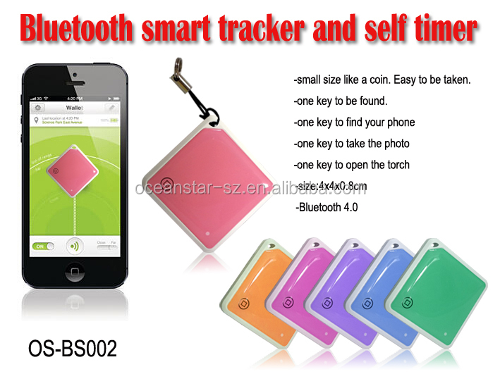 cheap mini finder for kids Bluetooth Smart Anti-lost Device Tracker