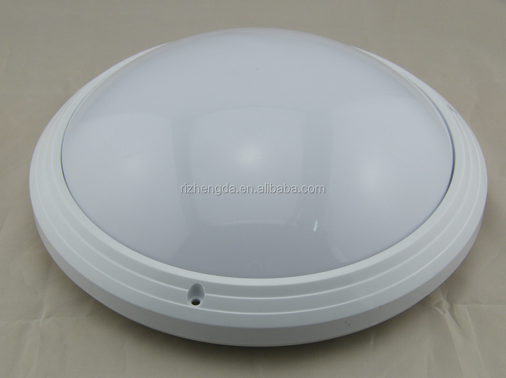 260mm 320mm Ip65 Waterproof Surface Mounted Round Led Ceiling Light Used In Bathroom Balcony