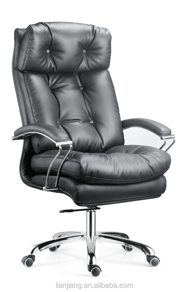 2015 new design PU leather office manager chairs for CIFF