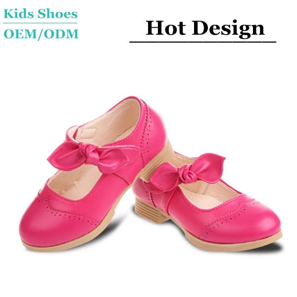 2014 Hot Pink Girls Shoes/ladies