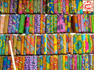 african fashion/tribal print fabric/african fabric online