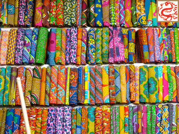 African Fashion Tribal Print Fabric African Fabric Online