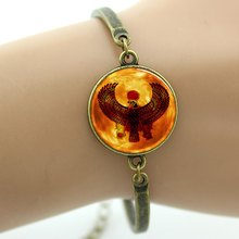 Мужской/женский браслет в стиле стимпанк TAFREE, черный браслет с воланом, украшение для одежды, B546(Китай)