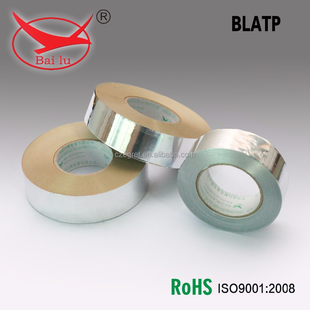 BLATNP 30mic water acrylic adhesive waterproof aluminum tape with release liner