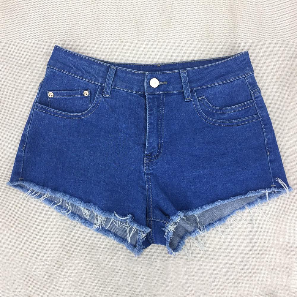 87789f45cad shorts jeans bordado de Atacado - Compre os melhores lotes shorts ...