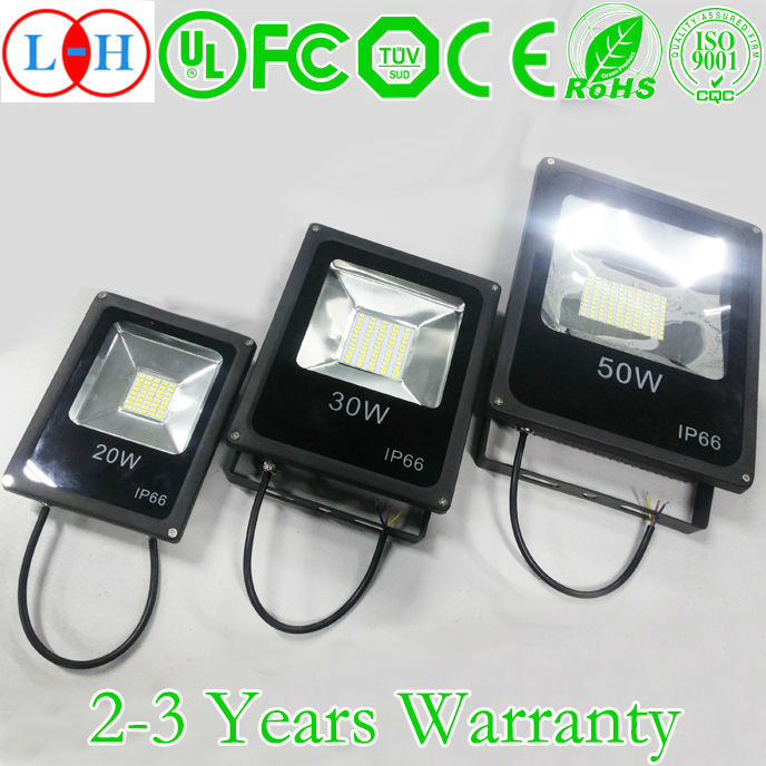 marine dock light 20w led flood light