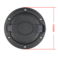 New Product Fuel Filler Oil Gas Tank Cap Cover for Jeep wrangler 2/4 Door