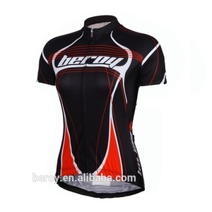 BEROY professional team ladies cycling short sleeve jersey b6d646733