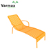 Wholesale Hotel Outdoor Furniture Aluminium Frame Leisure Pool Lounge Beach Chair