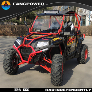 Shaft drive water cooling 400cc automatic transmission quad bikes for sale